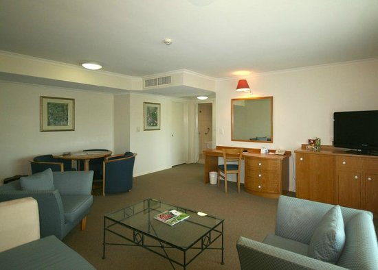 Cairns Sheridan Hotel: Executive Suite