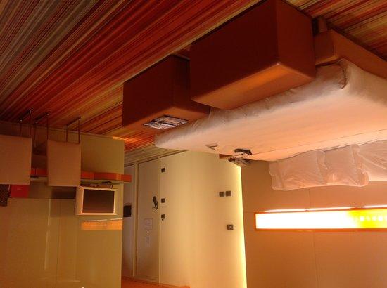 UNA Hotel Bologna:                                                       La mia camera