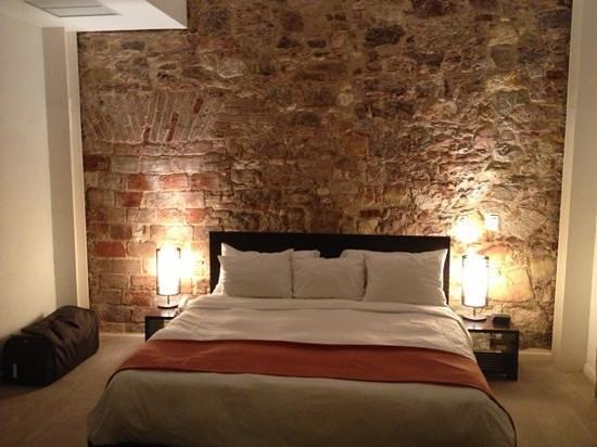 slaapkamer Casa del Horno Panama