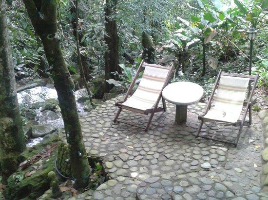 Casa Cangrejal B&B Hotel: Angolo privato di pace...