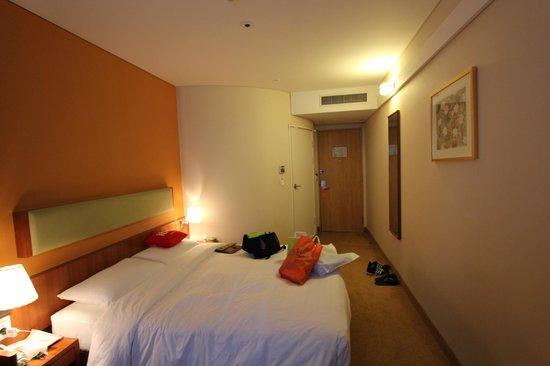 ibis Ambassador Seoul Myeongdong:                   Standard double bed room