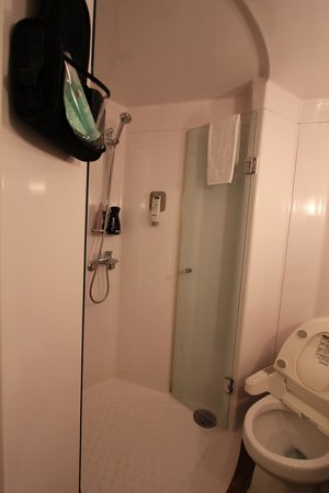 ibis Ambassador Seoul Myeongdong:                   Bathroom