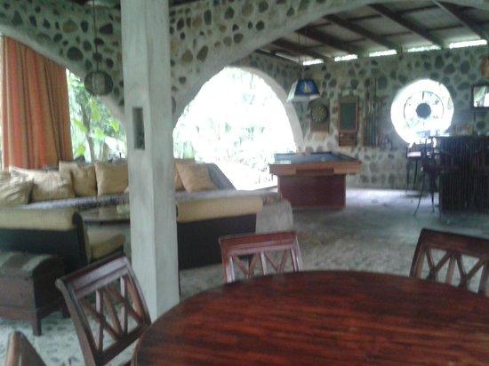 Casa Cangrejal B&B Hotel: Particolari d'esterno...