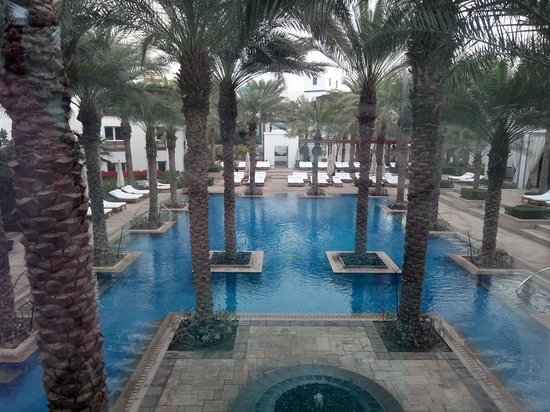Park Hyatt Dubai: Outdoor pool