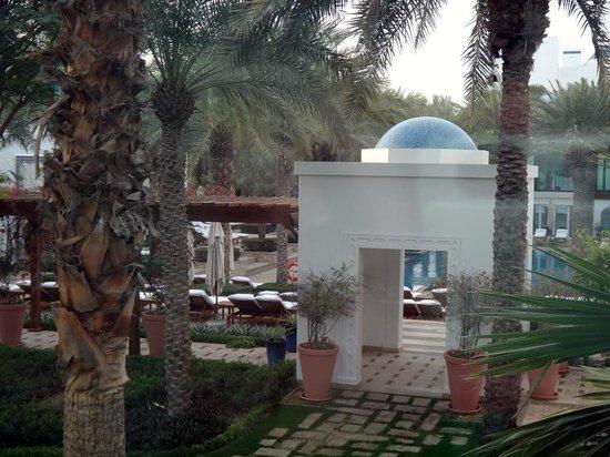 Park Hyatt Dubai: Hotel entrance