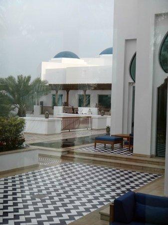 Park Hyatt Dubai: hotel area