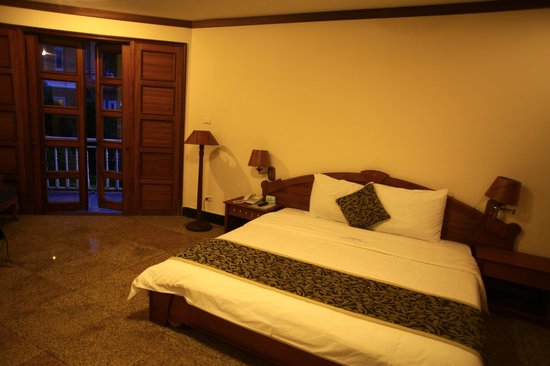 Monet Garden Villa:                   la chambre                 