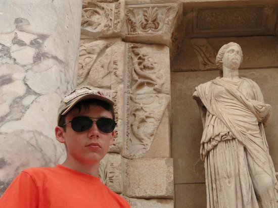 고대도시 에페소스 사진