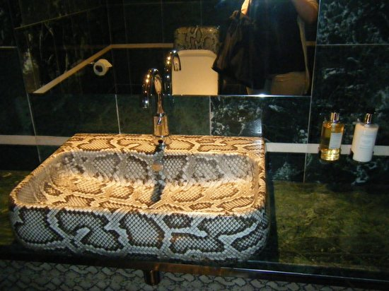 Hotel Banke:                   cool toilet                 