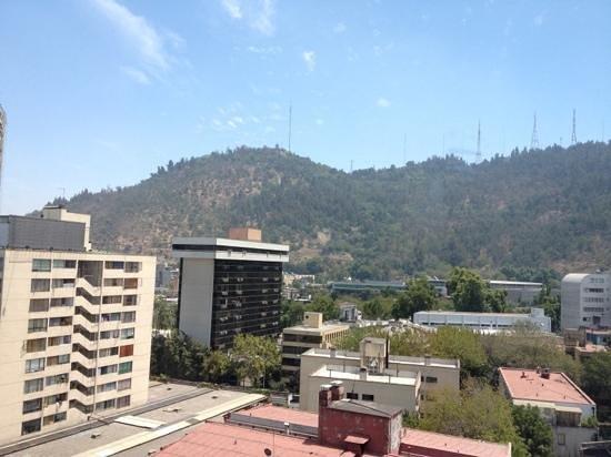 Ibis Santiago Providencia:                   view
