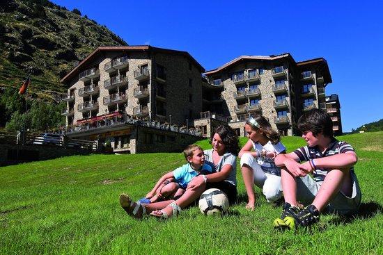 Hotel Parador Canaro : Verano