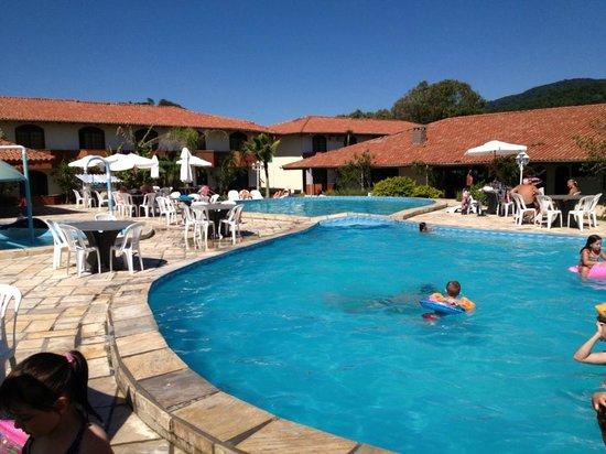Morro Das Pedras Praia Hotel:                   piscina.