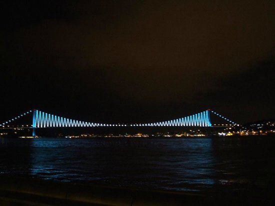 Sumahan on the Water :                                                                         The Bosphorus Bridge by