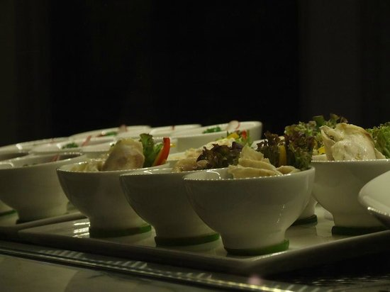 Sumahan on the Water:                                                                         Tapas at Tapasuma restau