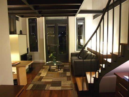 Sumahan on the Water:                                                                         Loft suite