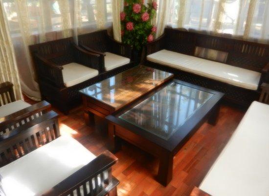Bermuda Garden Hotel Nairobi: Lounge