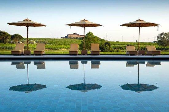 Villa Cordevigo Wine Relais: Piscina esterna