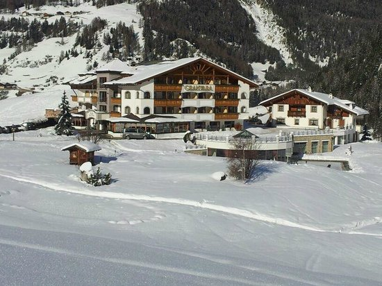 Granvara Relais & Spa Hotel: Hotel Granvara