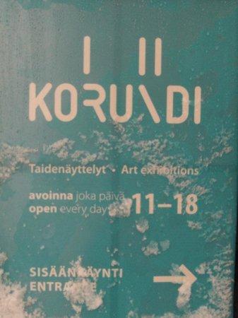Korundi House of Culture:                                                       Korundi