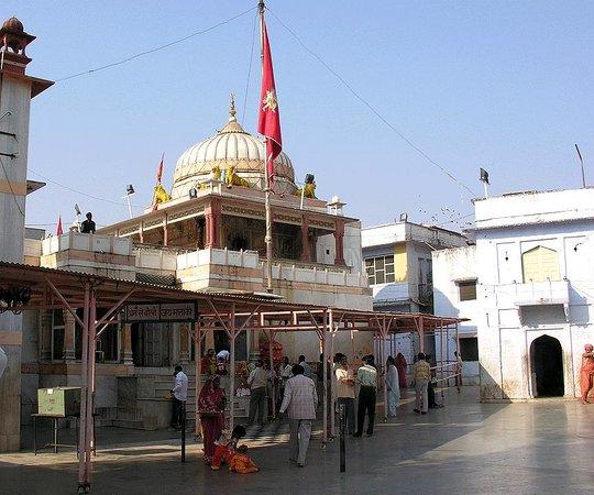 Karauli, India:                   Kaila Devi Mandir