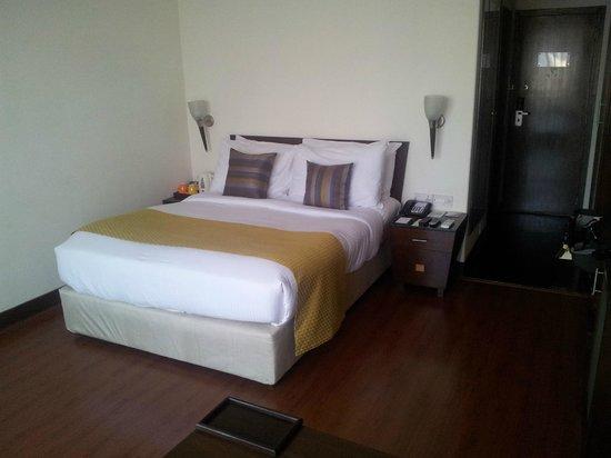 The Shalimar Hotel: Front room