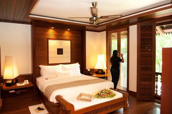 Tanjong Jara Resort: The room size