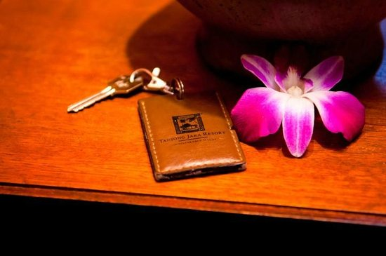 Tanjong Jara Resort: Room's key