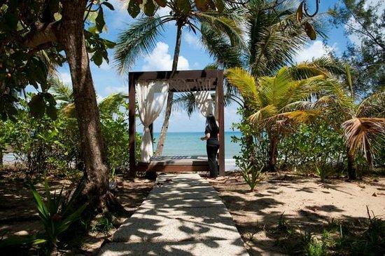 Tanjong Jara Resort: Nice gazebo