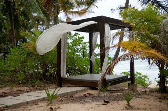 Tanjong Jara Resort : Empty gazebo