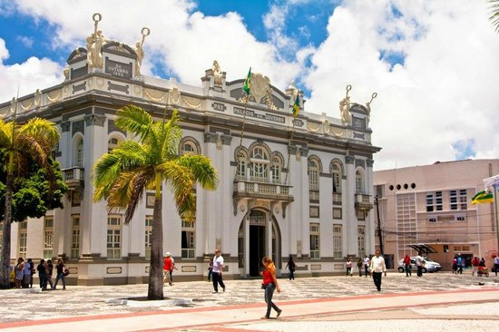Aracaju historic downtown