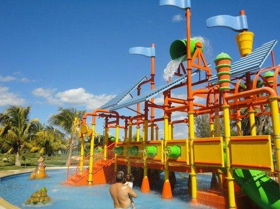 Iberostar Varadero:                                     Parque acuático para niños
