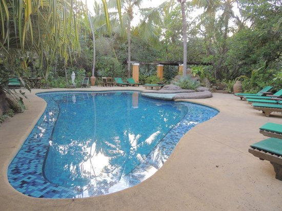 Toca da Coruja:                   Uma das piscinas