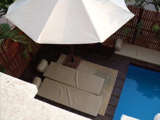 Soria Moria Boutique Hotel:                                     Pleasant sunbathing.