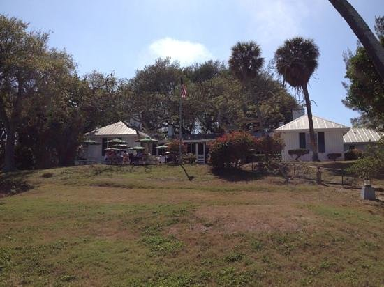 Cabbage Key Inn:                                     cabbage key