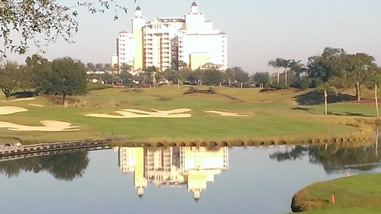 Reunion Resort of Orlando:                   Palmer Course
