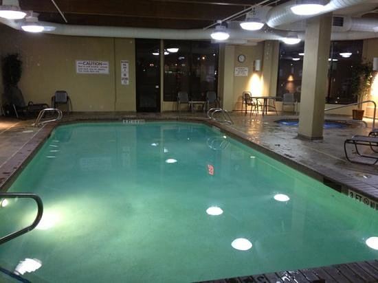 Drury Inn & Suites Amarillo:                   pool