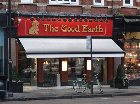 The Good Earth exterior