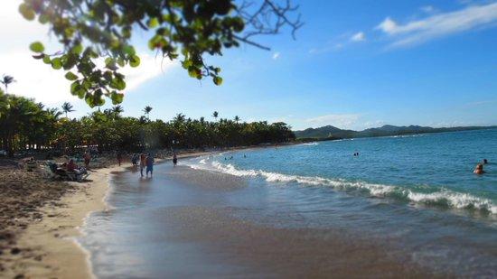 ClubHotel Riu Bachata: beach again