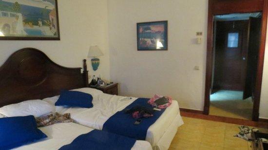 ClubHotel Riu Bachata: room