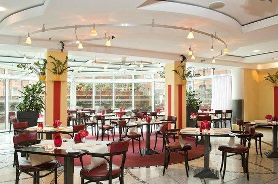 Innside Premium Hotels Berlin: Restaurant InterMezzo