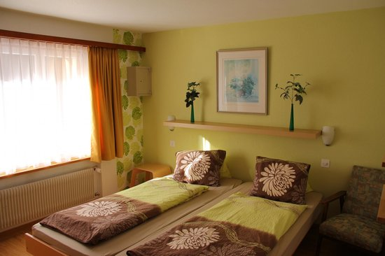 Pension Heino: Doppelzimmer