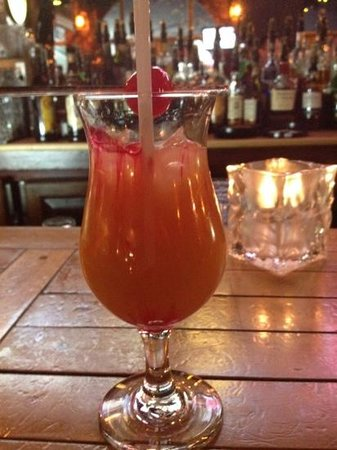 Le Shack: Delicious cocktail