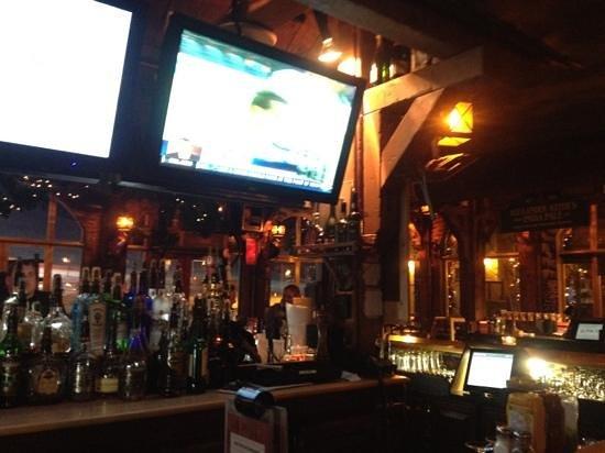 Le Shack: bar