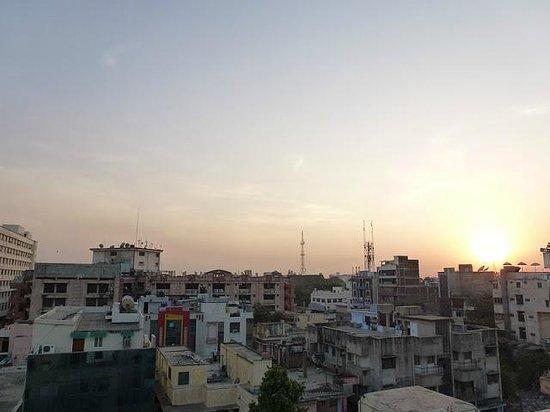 Hotel Karni Niwas:                                     Depuis le toît