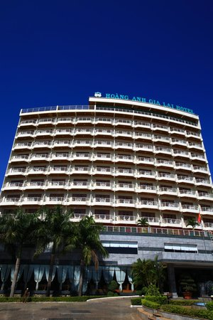 HAGL Hotel Pleiku:                   L'ensemble