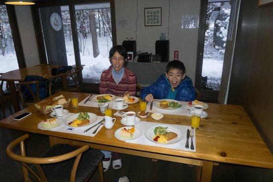 Edohara Pension:                   great dining