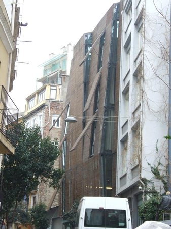 Istanbullux Suites:                   Istanbullux exterior