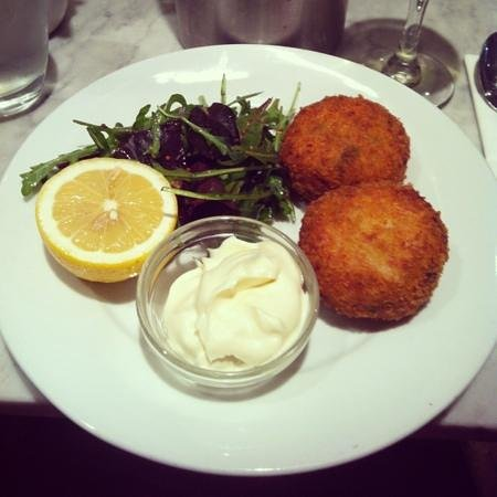 Whitby Fish Cakes