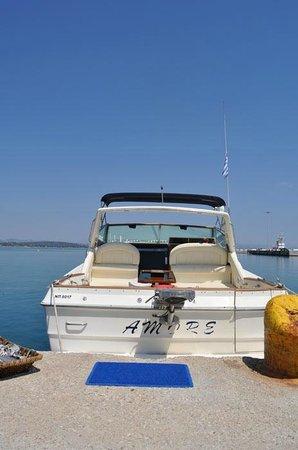 Katakolo, Grèce : Stern Amore
