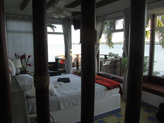 "Hotel Villa Caribe:                   la nostra camera ""Punta Palma"""